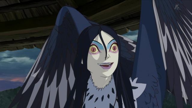 Se não acha a harpia assustadora, pense em como ela é parecida com a overly attached girlfriend