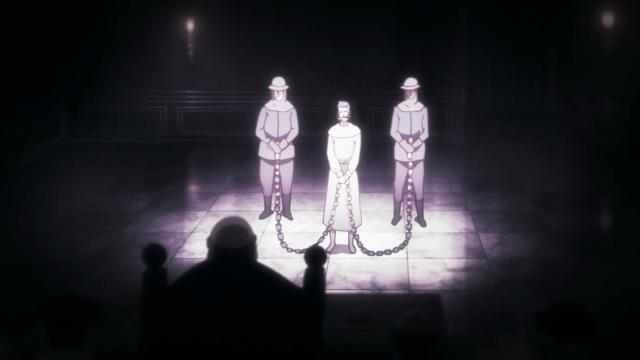 O pai de Kaisar, condenado