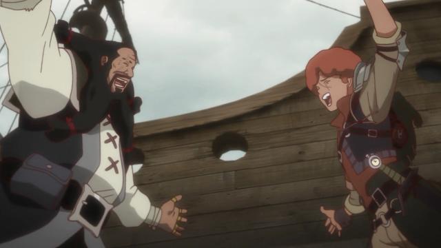 Favaro reencontra Amon, ex-membro do bando de ladrões de seu pai