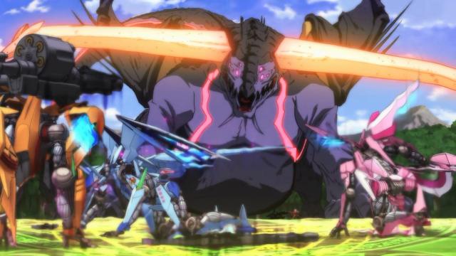 Todas são pegas pelo poder gravitacional do dragão