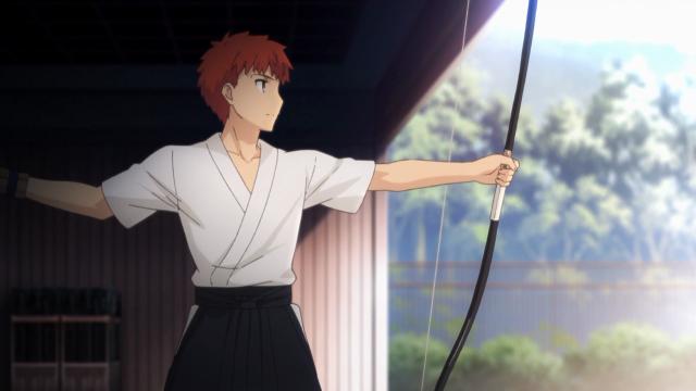 Shirou, o arqueiro
