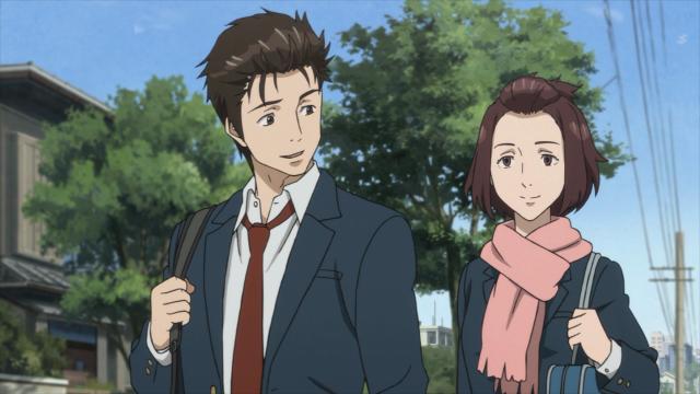 Murano deixou de estranhar o Shinichi ... por pouco tempo