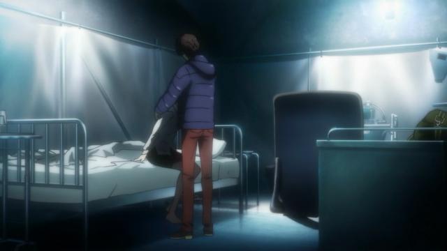 Shisui se apaixonou por Kamui, aparentemente. Estocolmo é forte nessa cena