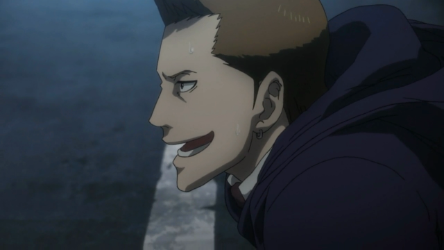 Esse é seu último sorriso, executor descartável