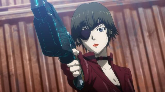 Shisui dá o primeiro tiro em um executor