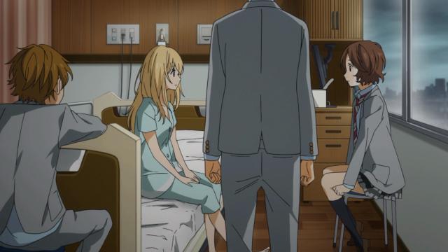 Kaori mente sobre seu real estado de saúde