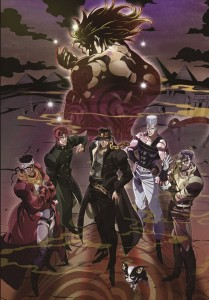 JoJo's Bizarre Adventure: Stardust Crusaders Arco do Egito