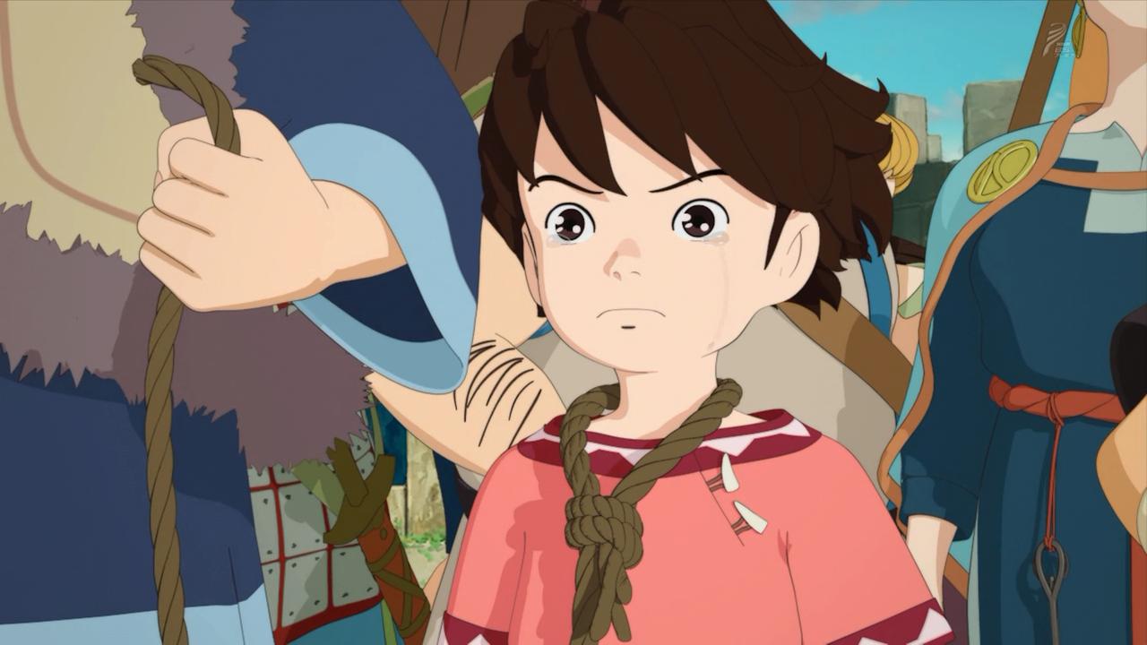 Ronja se entrega para Borka para se opôr ao próprio pai e forçá-lo a devolver Birk