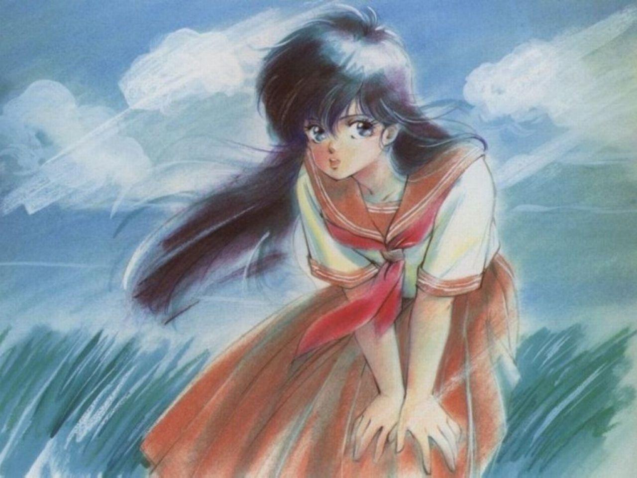 Kimagure Orange Road, grande romance lançado nos anos 1980 em mangá. Shoujo ou shonen?