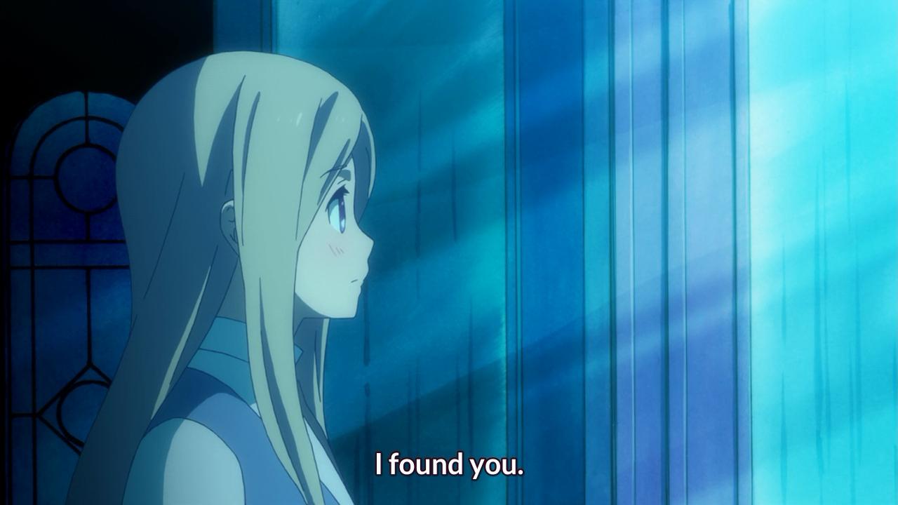 O momento em que Kureha se lembra de Ginko