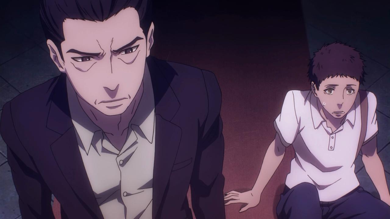 Tatsumi e Shimada: mortos, jogadores e assassinos