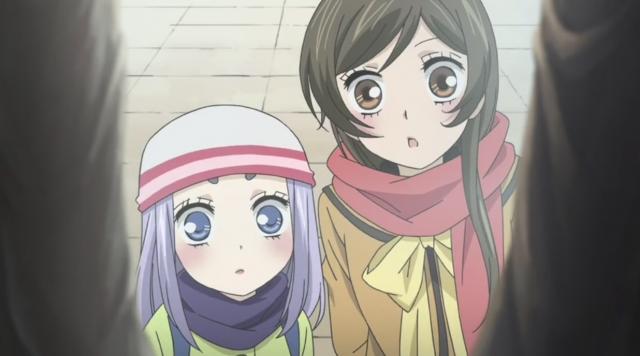 Himemiko mais sábia do que a carinha redonda leva a crer.