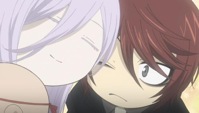 Você não está mais só, Shinjirou.