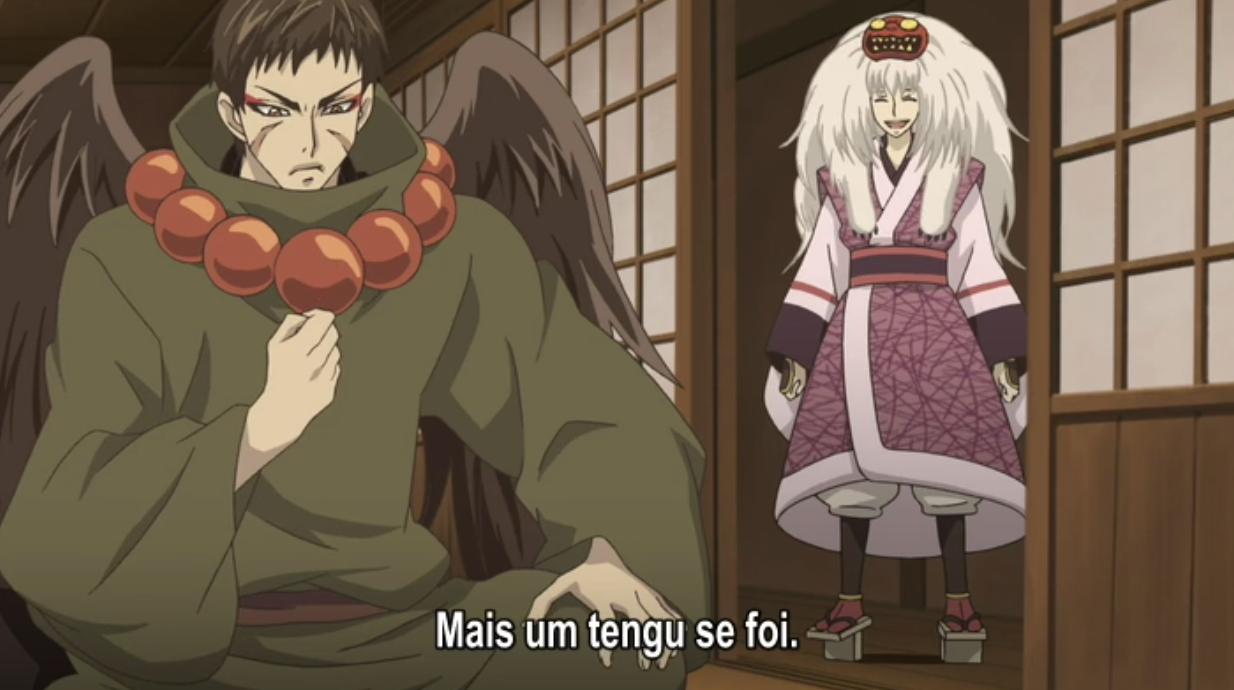Você está sendo manipulado e é o único a não notar isso, Jirou.