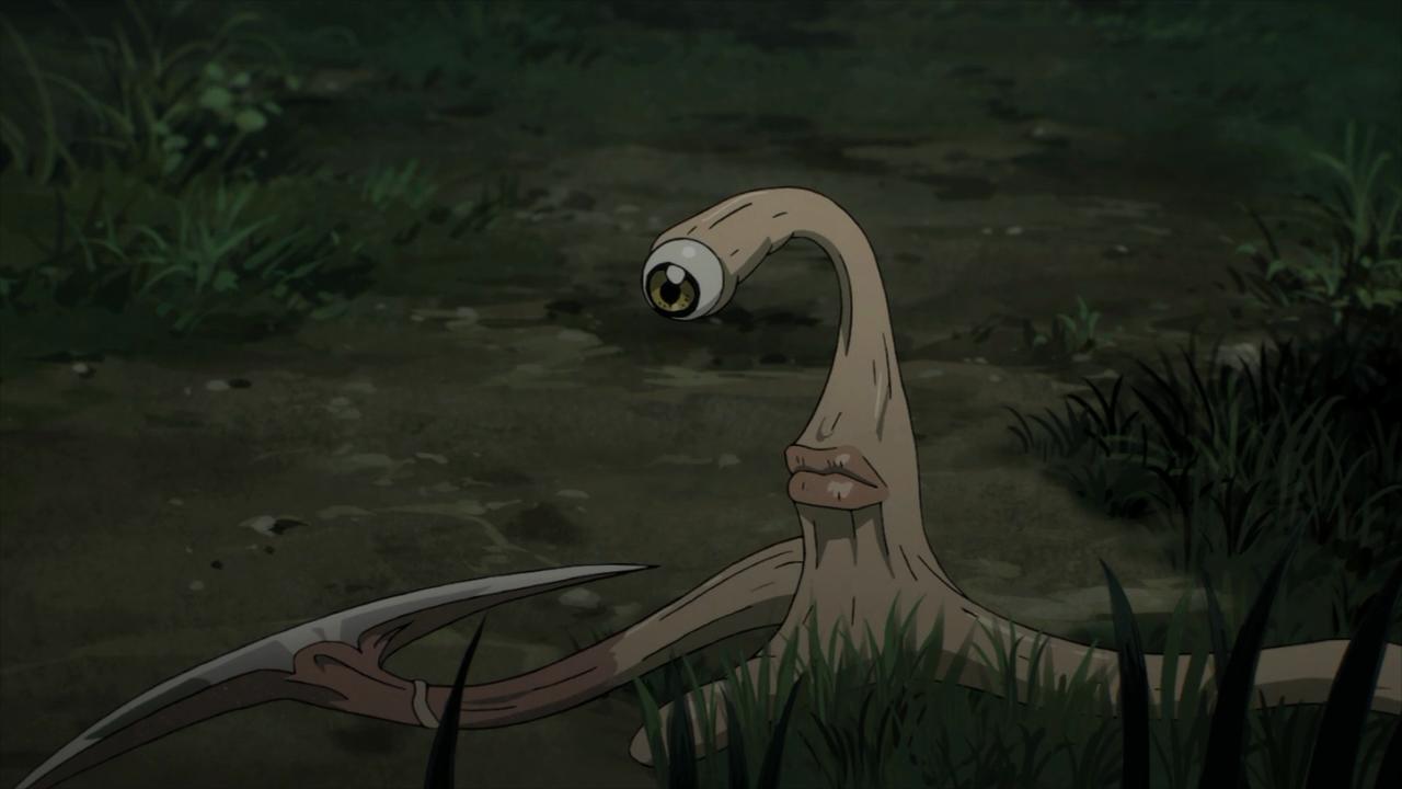 Migi, o braço direito (literalmente) de Shinichi