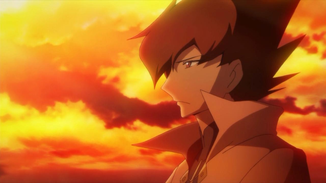 Os olhos e as chamas de Leon agora estão voltados para o futuro
