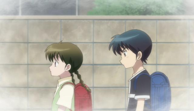 Ai ai, amor de infância... Quase me faz ficar do seu lado, Tsubasa-kun.