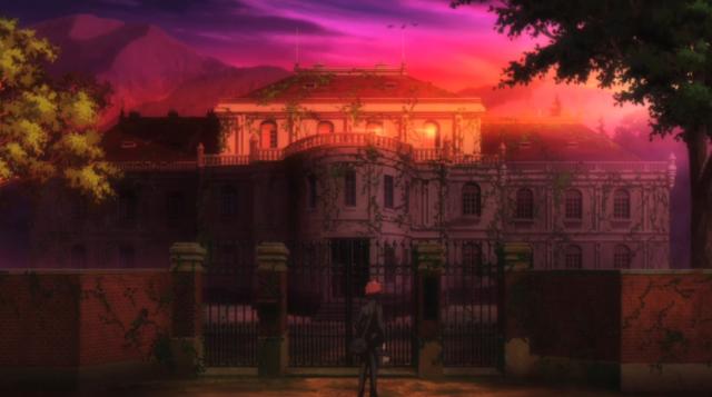 Esse será seu novo lar pelo próximos três anos, Souma-kun, aproveite!
