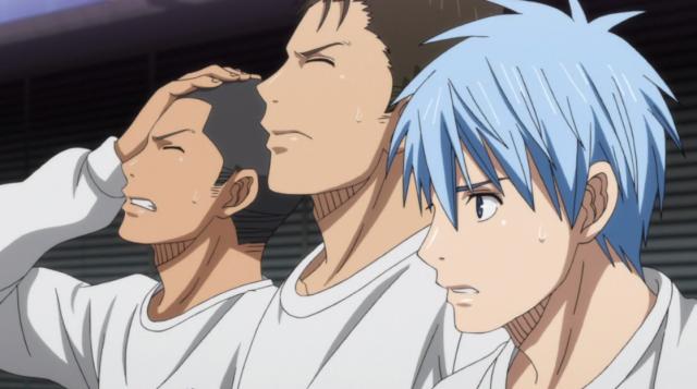 Kuroko No Basket 3 Episodio 20