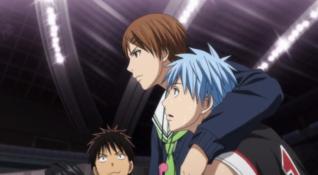 """""""Olha, garoto, eu sei que esse anime é seu e tudo mais, mas dê espaço pros outros um pouquinho, pode ser? Além disso, você tá sendo meio inútil e talz..."""""""