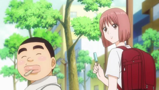 Takeo tinha tudo pra ser um garanhão. Quem sabe sua aparência não é um ponto positivo?