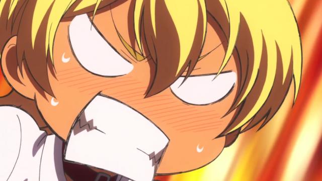 Pode ficar brava Nikumi, a gente deixa.