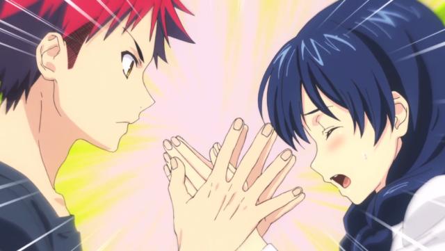 Megumi-chan, confiamos em você!