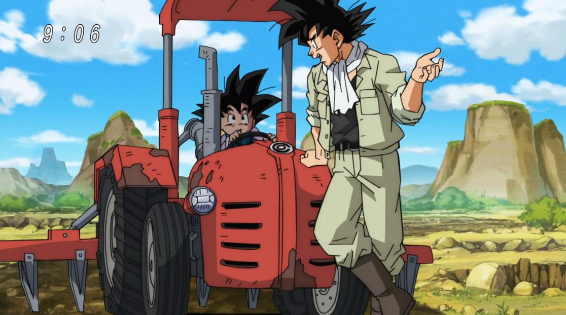 """""""... e foi por isso, filho, que eu troquei a sua mãe por esta máquina agrícola."""""""