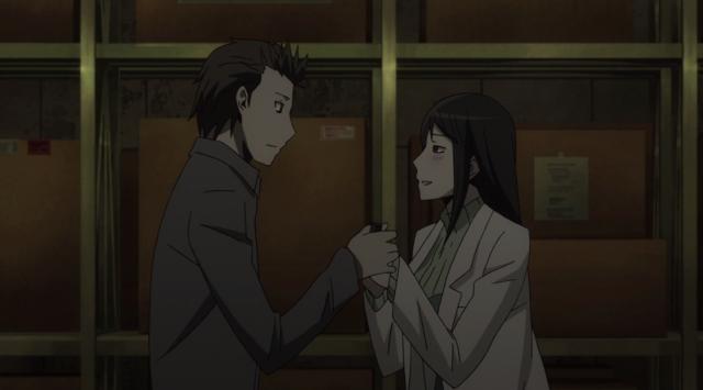 Keep your panties on, Namie-san.