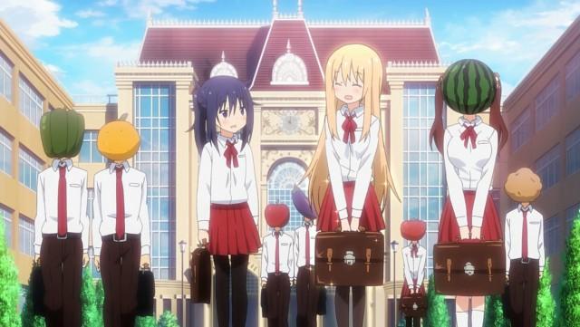 Mais um episódio super normal de Himouto! Umaru-chan