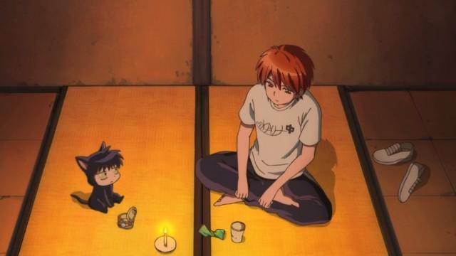 Outra noite mal dormida, Rinne-sama?
