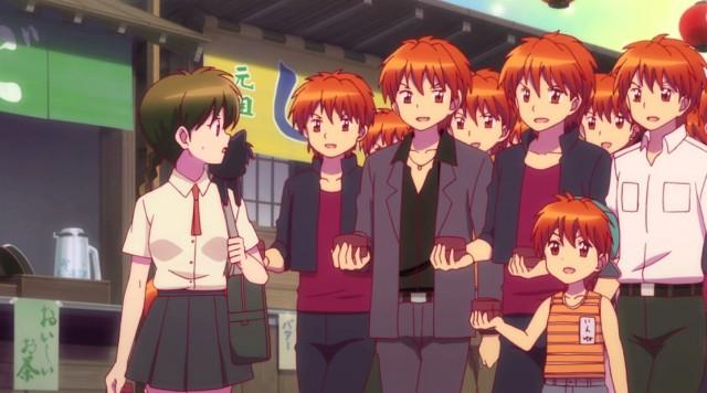 É Rokudou pra dar e vender!   :D