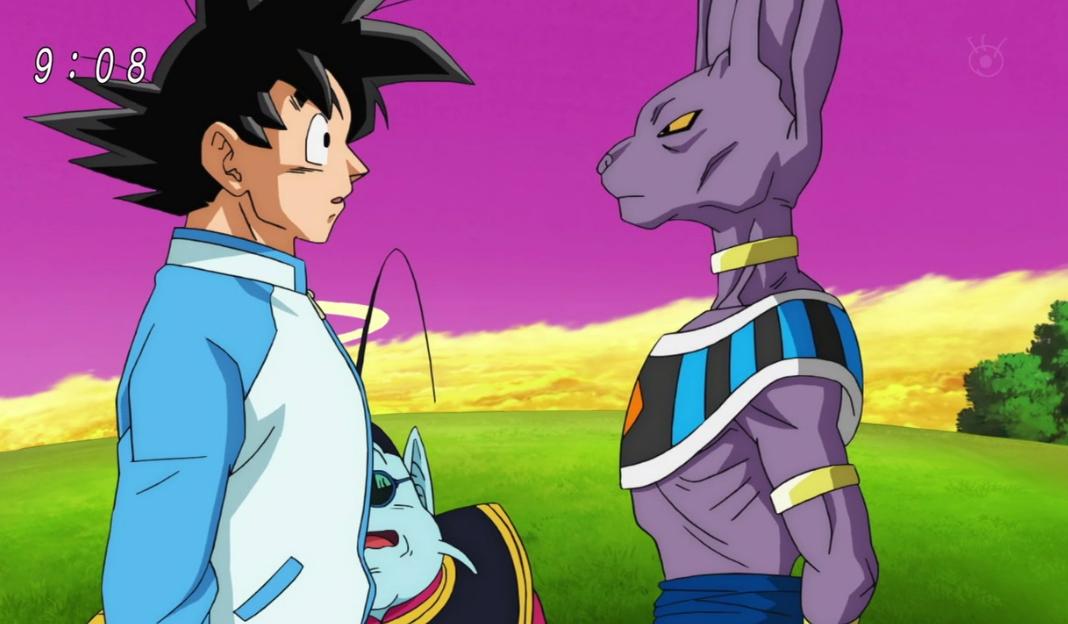 """""""Olha, um deus da destruição! Vou lá ver se consigo bater nele."""""""
