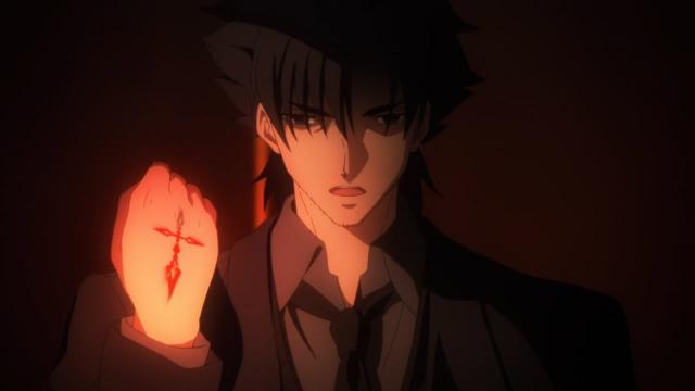 Kiritsugu Emiya, Fate / Zero.