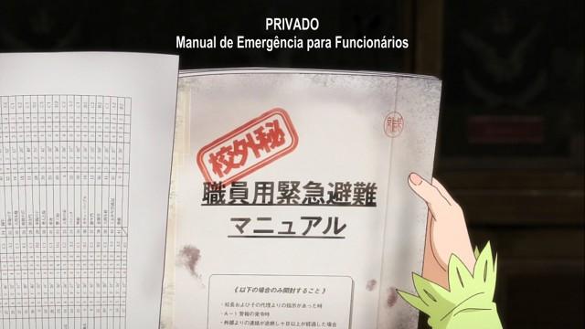 E agora? Para onde esse manual as levará?