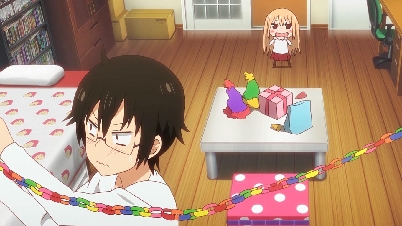 Feliz aniversário, Umaru-chan!
