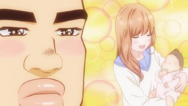 Muito cedo para estes planos, Takeo!