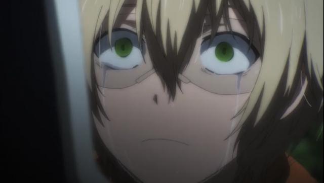 Fiquei mais triste ainda pelo o que o jogo fez com a Hotaru