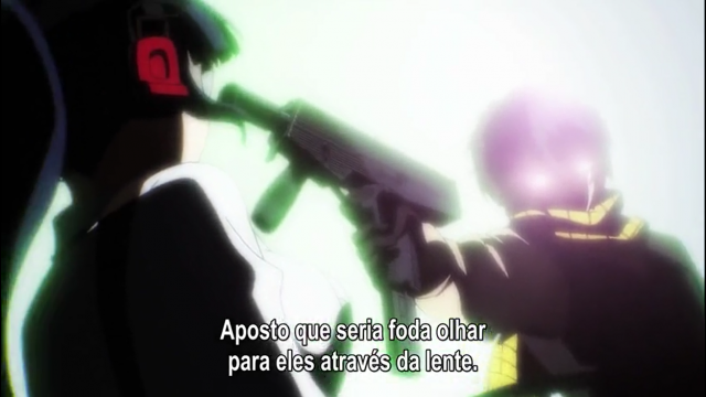 Batalha dos snipers: Heróis anônimos.
