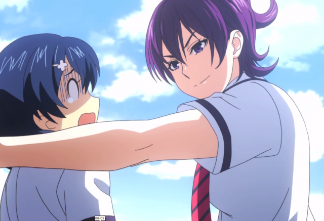 """""""Fica comigo e eu te faço esquecer o Yukihira rapidinho..."""""""