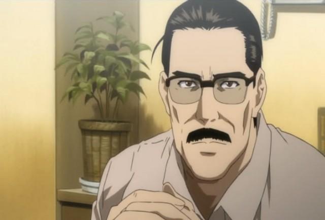 Soichiro Yagami, Death Note.