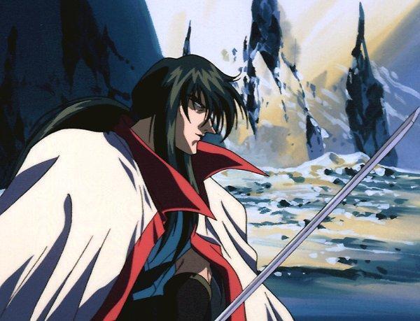 Hiko Seijuro, Rurouni Kenshin