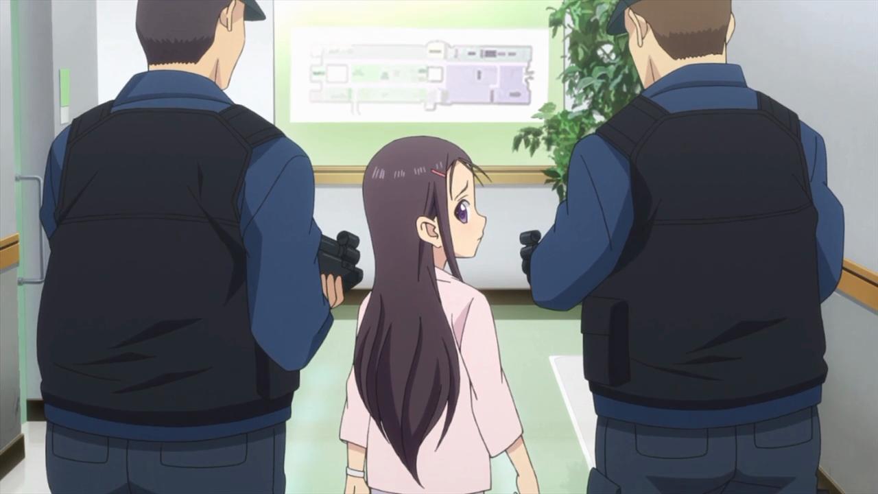 A Ayumi traz azar, só pode