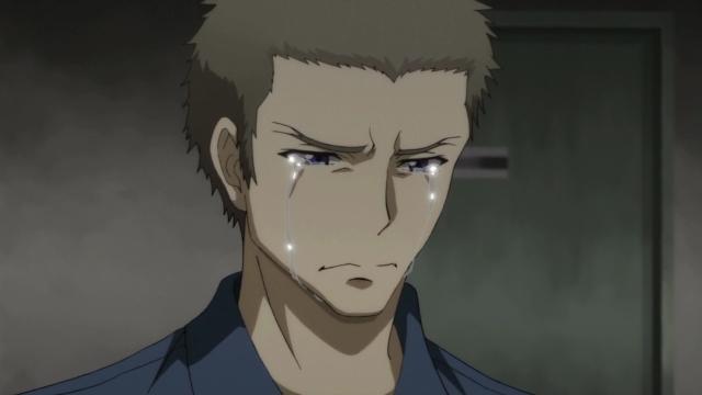 Kagami arrependido de tudo o que fez