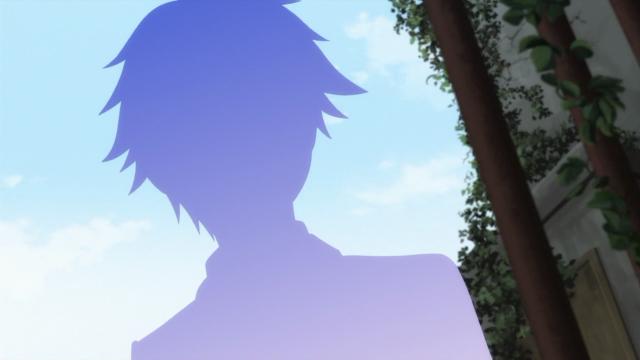 Como Kobayashi começou a enxergar Hashiba. O garoto está se desligando do mundo, isso vai ser importante no arco final.