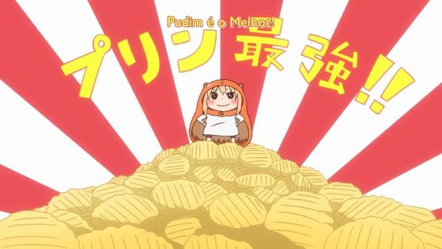 Viva o pudim! Viva a batata! Viva o refrigerante de cola! Yeeeeeeey