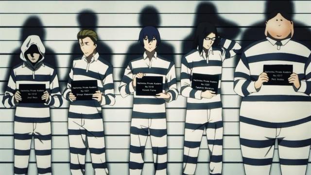 Clique para assistir a abertura de Prison School