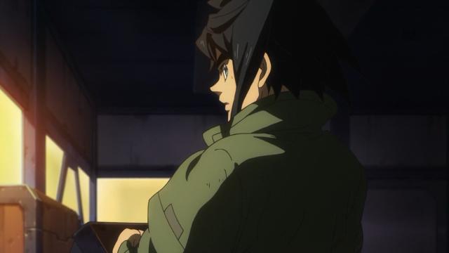 Mikazuki não está bem para aguentar a (auto?) piedade de Kudelia