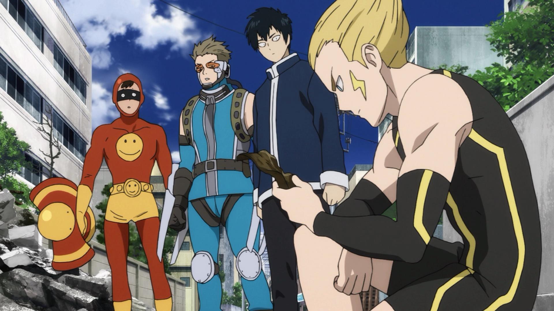 One Punch Man Ep 6 As Desola 231 245 Es De Saitama Anime21
