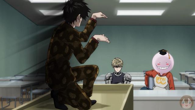 Saitama é o Professor Koro! Descoberta a origem de sua força